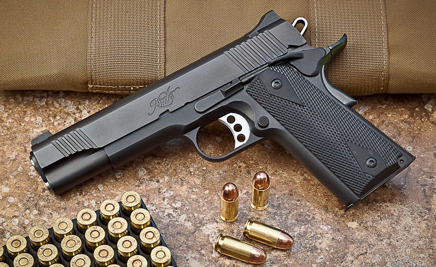 1911 handgun reviews